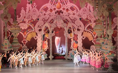 nutcracker george balanchine