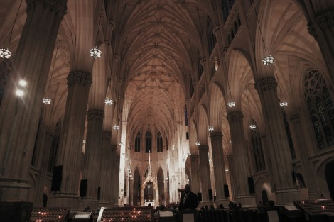saint patricks cathedral nyc