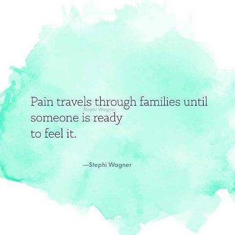generational trauma quote